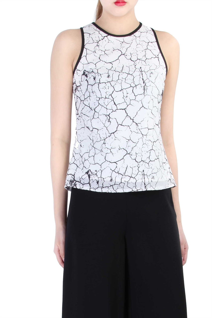 Picture of Dyora Top (Black)