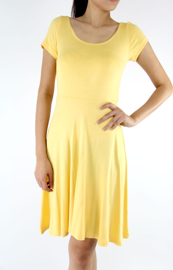 Picture of Donna Basics (Yellow)
