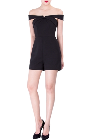 Picture of Dakaza Romper (Black)