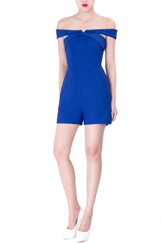 Picture of Dakaza Romper (Blue)