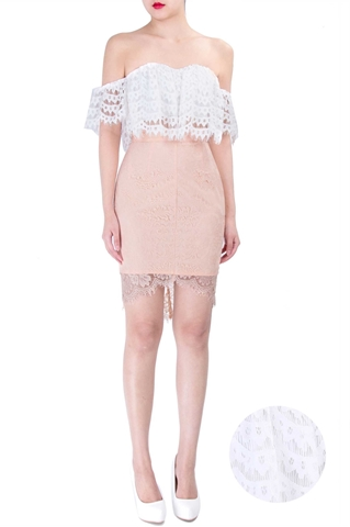 Picture of Dilphe Skirt (Peach)