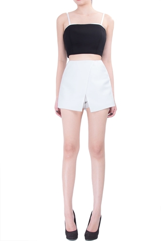 Picture of Drobya Croptop (Black)