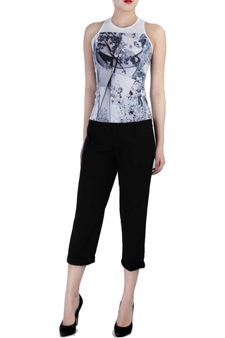 Picture of Daterina Top (Grey)