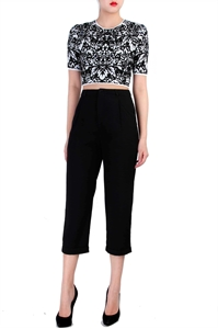 Picture of Darabelle Top (Black)