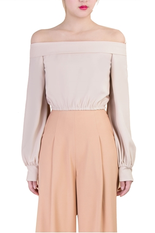 Show details for Dofiq Top (Beige)