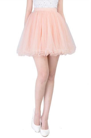 Picture of Diverxia Skirt (Peach)