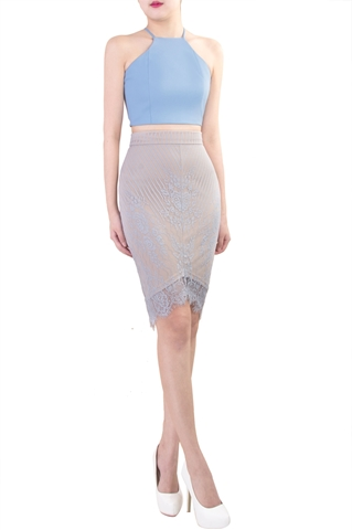 Picture of Detsuz Top (Powder Blue)