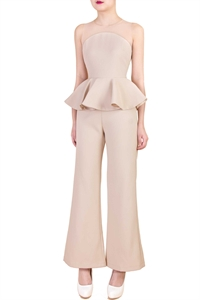 Picture of Dacharis Jumpsuit (Beige)