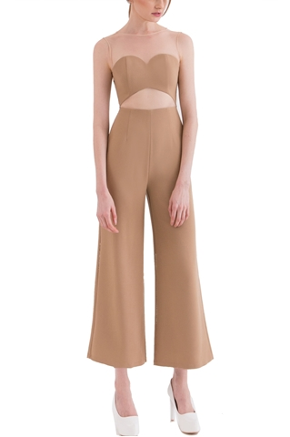 Picture of Daquhar Jumpsuit (Beige)