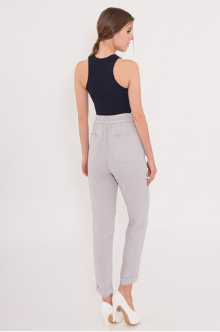 Show details for BO Dijolif Pants (Light Grey)