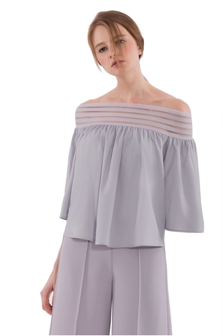 Show details for Darlinx Top (Mauve)