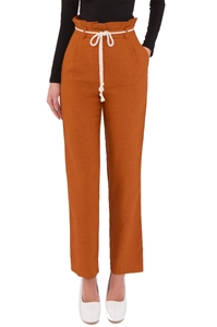 Picture of Diavar pants (Rust Orange)