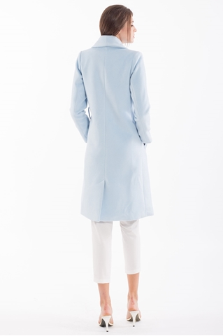 Show details for Darchora Coat (Powder Blue)