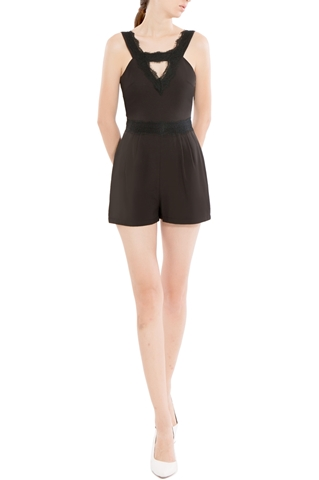 Picture of Dinerlic Romper (Dark Grey)
