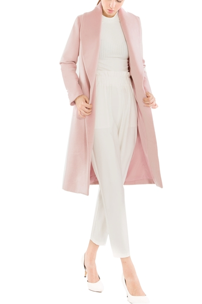 Picture of New Darchora Coat (Powder Pink)