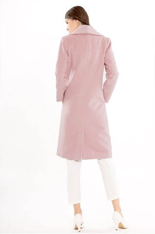 Show details for New Darchora Coat (Powder Pink)