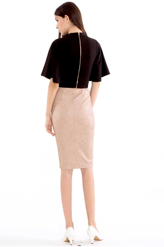 Show details for Darbrie Skirt (Beige)