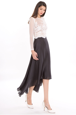 Show details for Defaymes Skirt (Black)