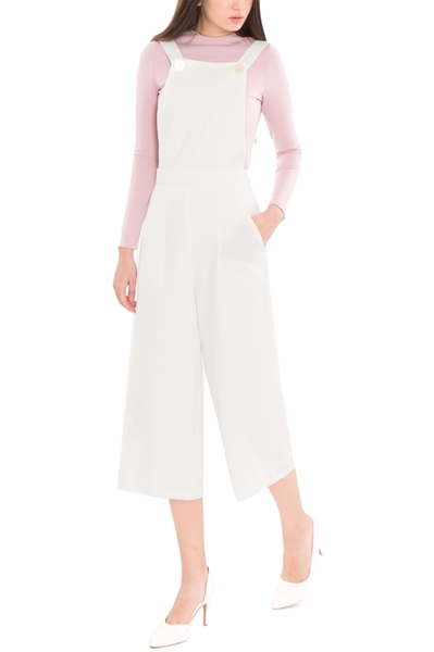 Picture of Daftos Jumpsuit (White)