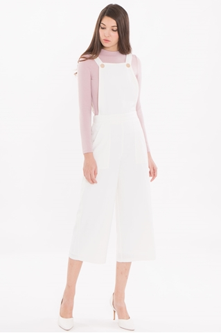 Show details for Daftos Jumpsuit (White)