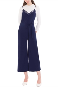 Picture of Deflvine Jumpsuit (Navy)