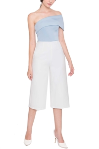 Picture of Dioromes Jumpsuit Cullotes (Powder Blue)