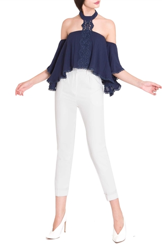 Picture of Derventley Top (Navy)
