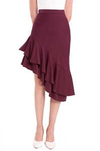 Picture of Dedior Skirt (Maroon)