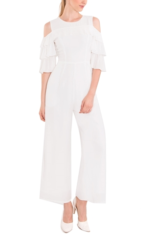 Picture of Darivan Jumpsuit (White)