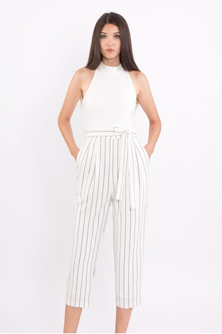 Show details for Dodanett Jumpsuit (White)