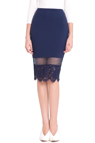 Picture of Derdaria Skirt (Navy)