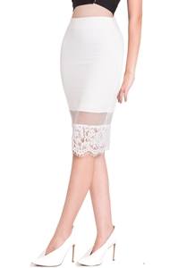 Picture of Derdaria Skirt (White)