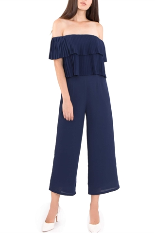 Picture of Danuataz Jumpsuit (Navy)