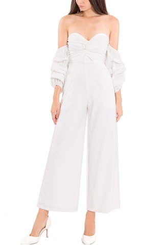 Picture of Dinikio Jumpsuit (White)
