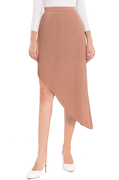 Picture of Ditaci Skirt (Brown)