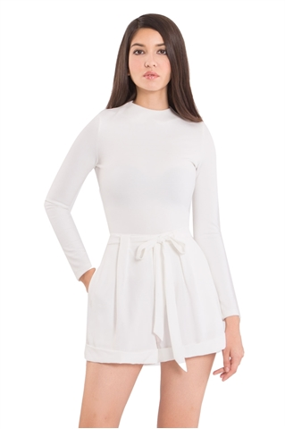 Show details for Davah Top (White)
