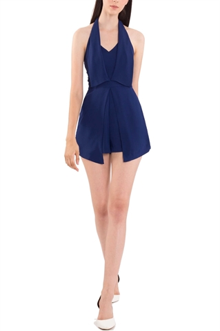 Picture of Dezra Romper (Blue)