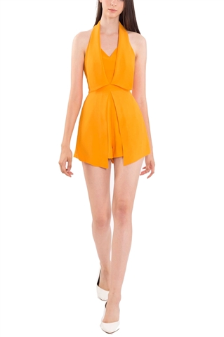 Picture of Dezra Romper (Mustard)