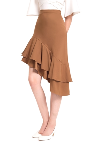 Picture of Derliiwa Skirt (Brown)