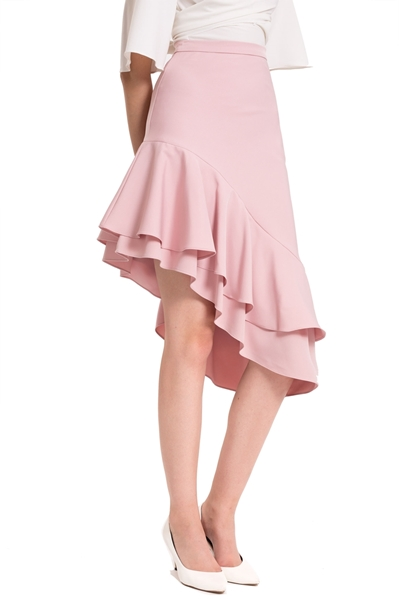 Picture of Derliiwa Skirt (Pale Pink)
