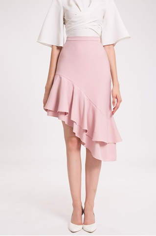 Show details for Derliiwa Skirt (Pale Pink)