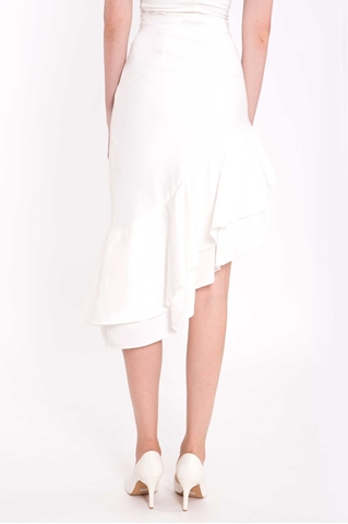 Show details for Derliiwa Skirt (White)