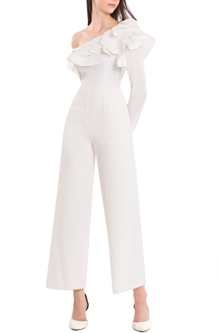 Picture of Ladera Jumpsuit (White)