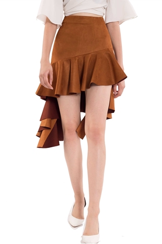 Picture of Liase Skirt (Brown)
