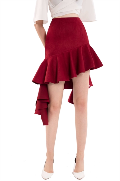 Picture of Liase Skirt (Red)