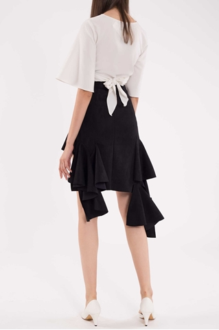 Show details for Liase Skirt (Black)