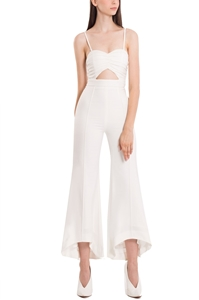 Picture of Lasix Jumpsuit (White)