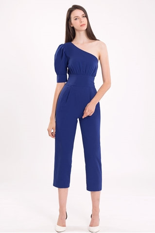 Show details for Lavoz Jumpsuit (Blue)