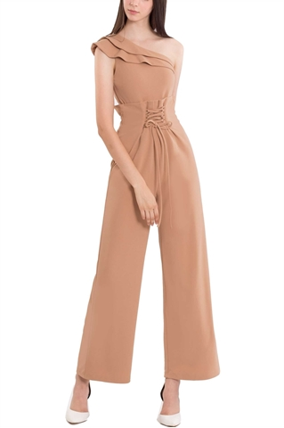 Picture of Dertiny Jumpsuit (Brown)