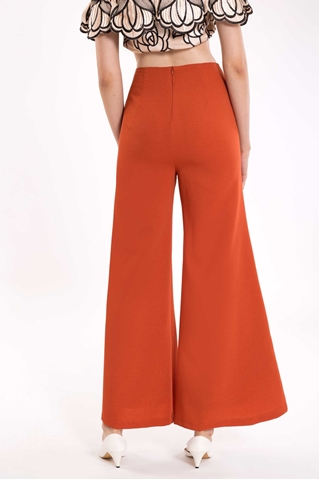 Show details for Dafaige Pants (Rust Orange)